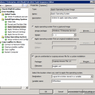 How to avoid Windows 7 language choice dialog in multilanguage image deployment with SCCM 2007?