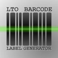 LTO Barcode Label Generator 1.4.0 released