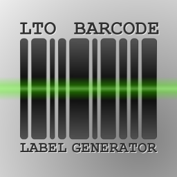 LTO Barcode Label Generator 1.4.0 released